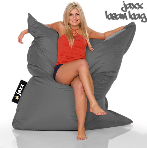 Jaxx Beanbag - Dark Gray