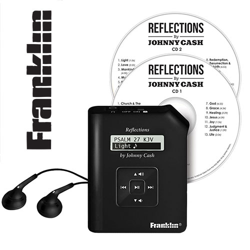Franklin JCV-600 Johnny Cash Electric Bible