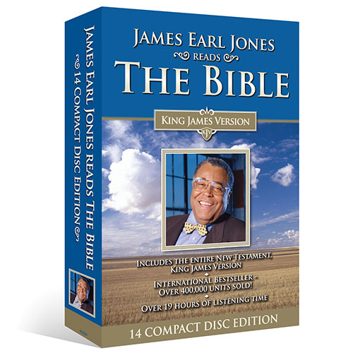 James Earl Jones Electronic Bible