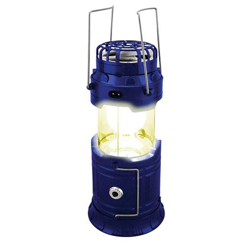 Technical Pro Rechargeable Solar Lantern Fan