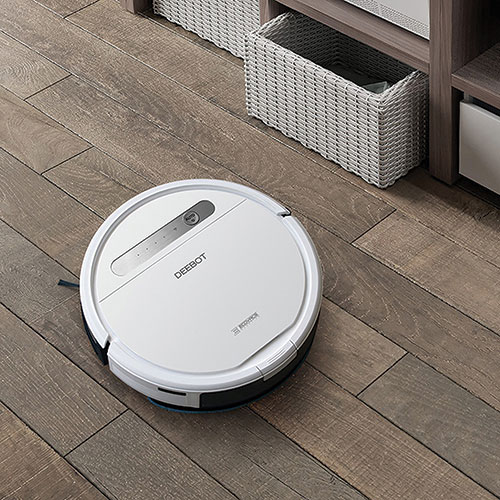 Ozmo Robotic Vacuum with Mop