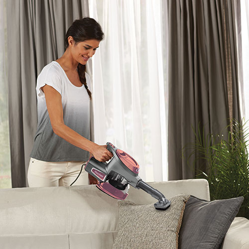 Shark Rocket DeluxePro Rose Gold Handheld Vacuum