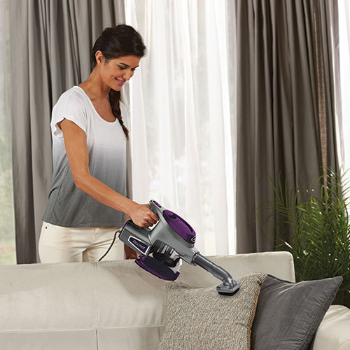Shark Rocket DeluxePro Purple Handheld Vacuum