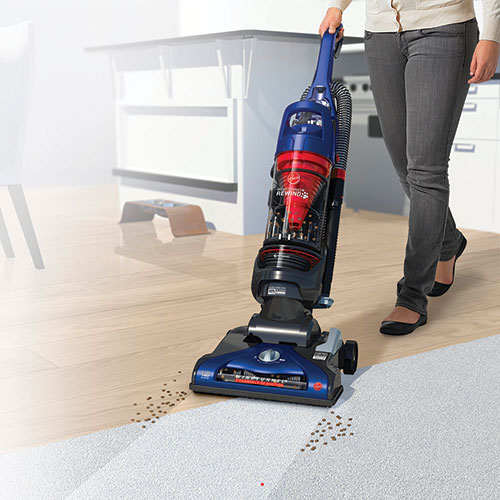Hoover Elite Rewind Upright Vacuum