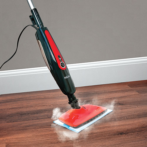 Haan Red Steam Mop