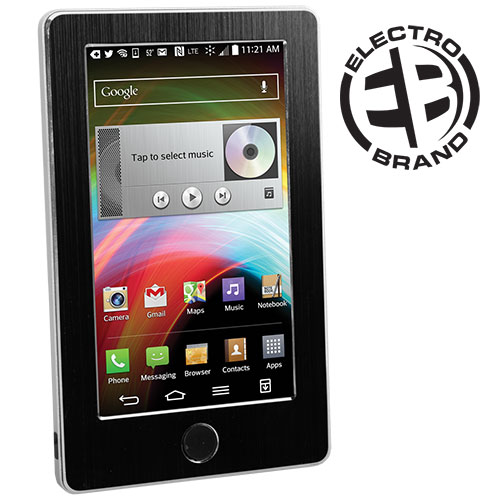 Touchscreen MP3 Player