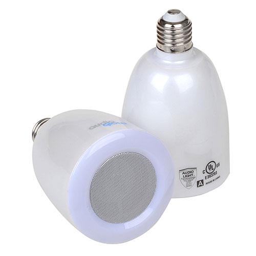 Audio Glow LED Speaker