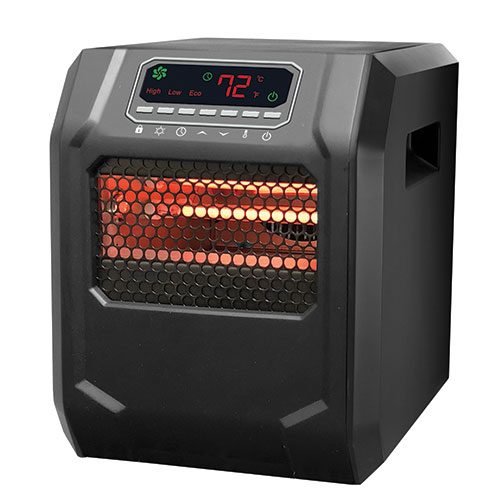 Warm Living 6-Element Heater