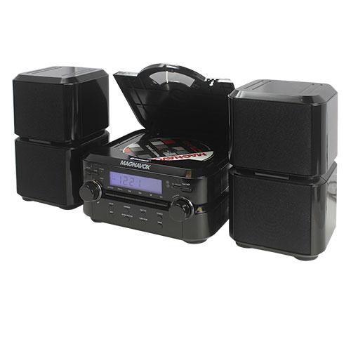 Magnavox CD Shelf Stereo System
