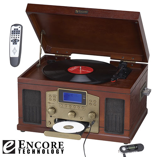 Encore 6-in-1 Sound System