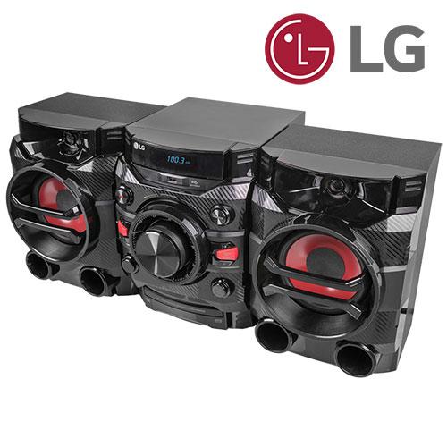 LG 230W Entertainment System