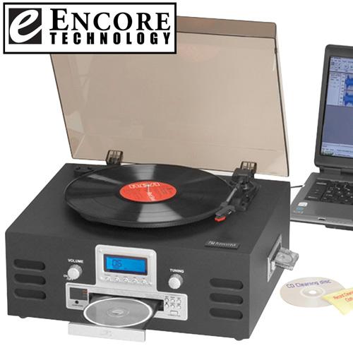 Encore Tech 6-In-1 Music System