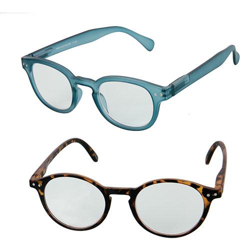 Icon Ladies 1.5X Reading Glasses - 2 Pack