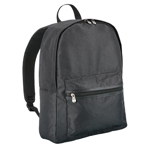 """Solo 15.6"""" Black Business Backpack"""