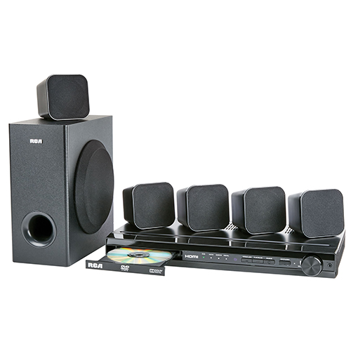 RCA DVD 1080p Home Theater System