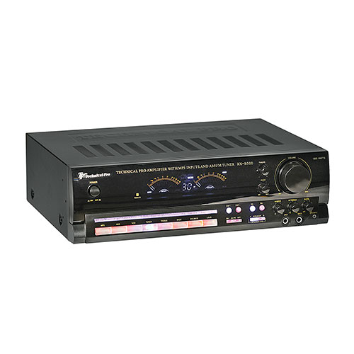 Technical Pro 2000W Receiver with Bluetooth