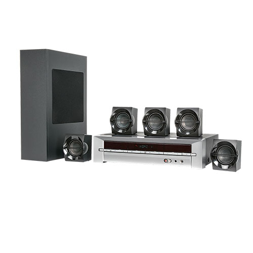 Blackweb 1000W 5.1 Receiver Home Theater System