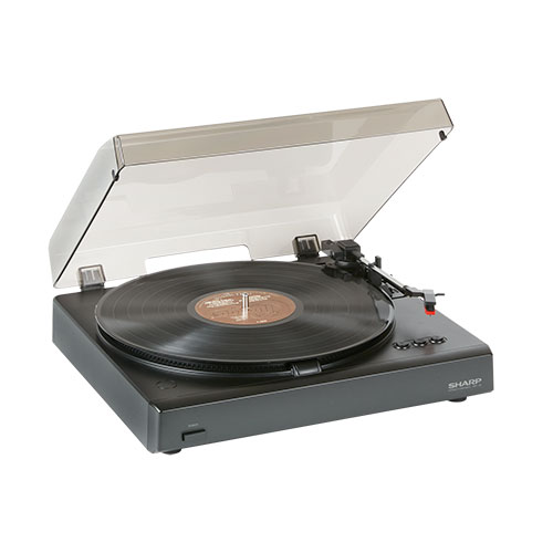 Sharp RP-10 3-Speed Stereo Turntable