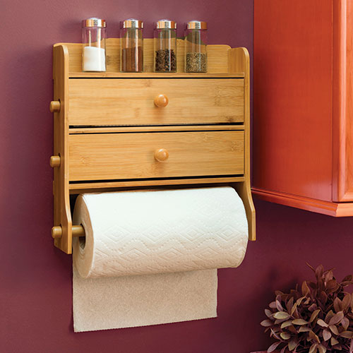 Gourmet Edge Paper Towel Holder