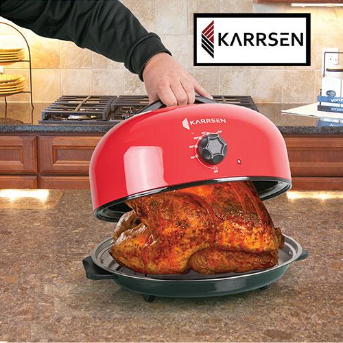 Karrsen Jr. KBR-013R Dome Oven Roaster