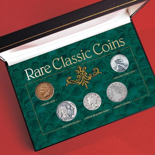 American Coin Treasures Rare Classic Coin Set