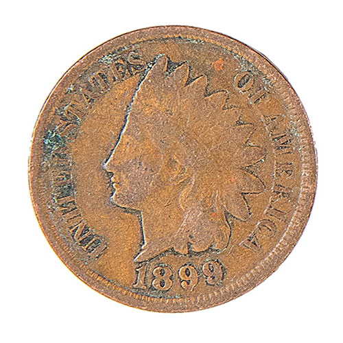 Indian Head Penny Set