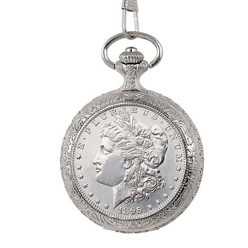 1800's Morgan Pocket Watch