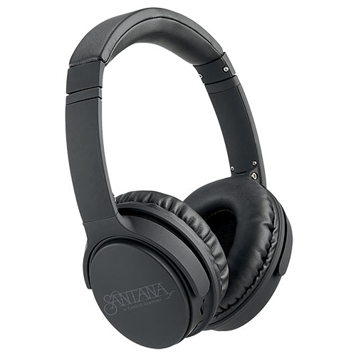Carlos Santana Active Noise-Canceling Headphones