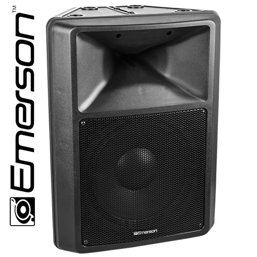 Emerson 300W 2-Way Speaker