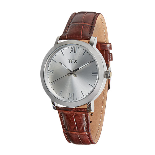 Bulova TFX Silver Dial Watch