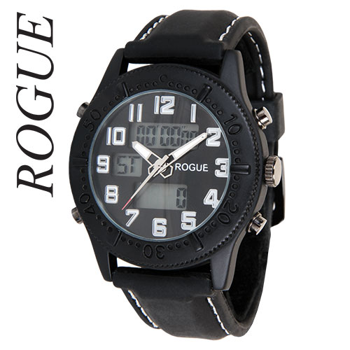 Rogue Analog/Digital Watch
