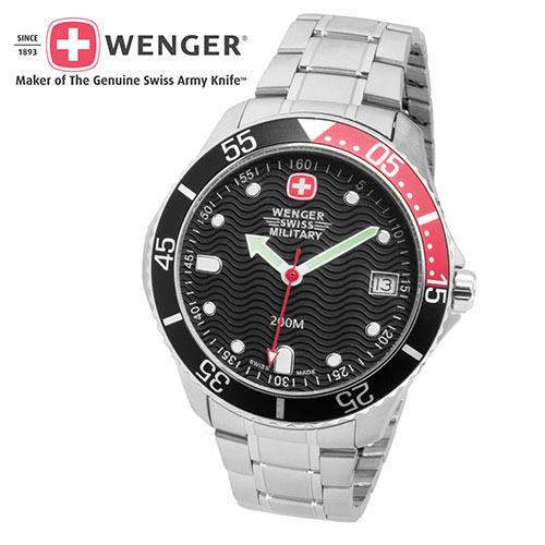 Wenger Military Diver Watch