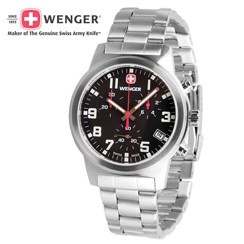 Wenger Chronograph Watch