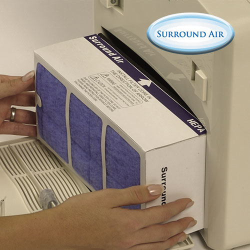 Extra Filter For 45692 And 45694 Air Purifiers