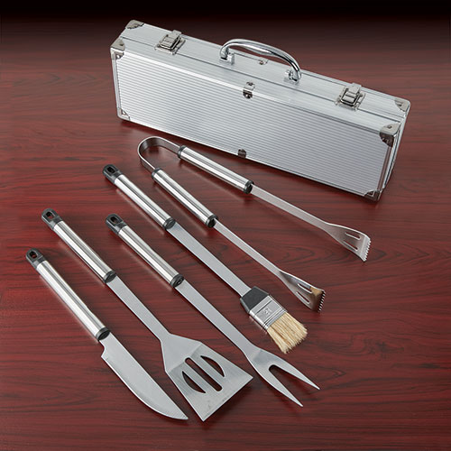 Deluxe Grill Tool Set