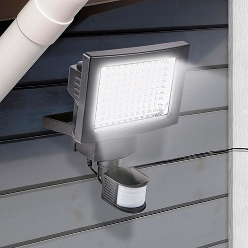 Luxworx Outdoor Security Solar Powered Motion Sensor Light