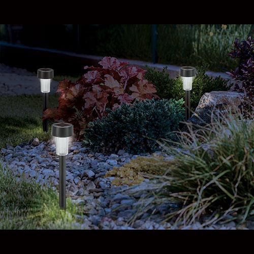 Solar Garden Light - 24 Pack