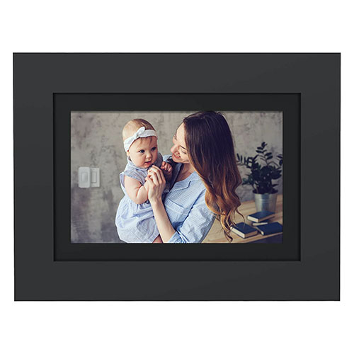 PhotoShare 8 inch Smart Digital Photo Frame