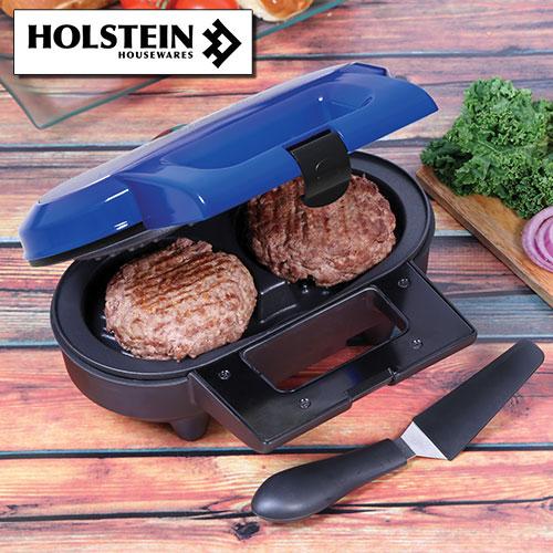 Holstein Housewares Burger Grill