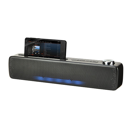 WOO 14 inch Sound Bar with Bluetooth and Hands-Free