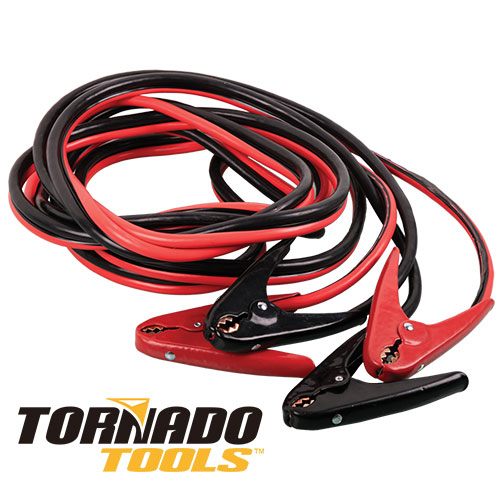 Tornado Tools 20' 2-Gauge Jumper Cables