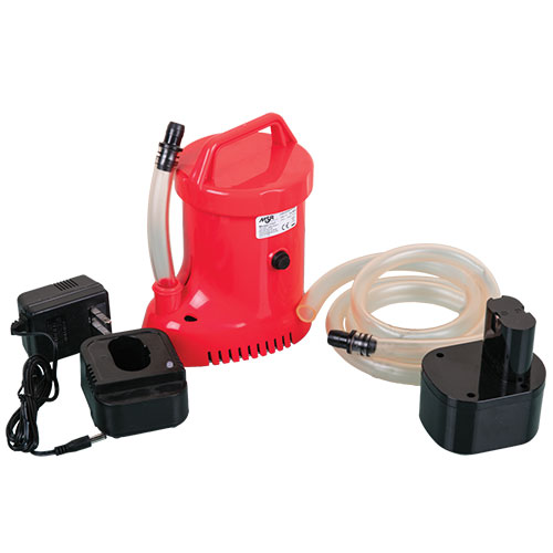 Cordless Submersible Pump