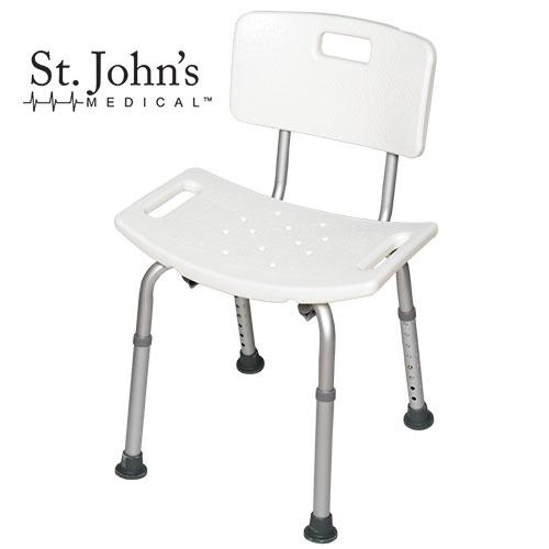 St. John's Medical Bath Chair