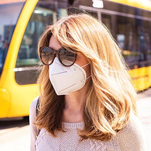 KN95 Face Masks - 50 Pack