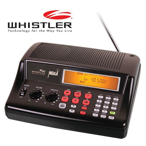 Whistler Desktop Scanner