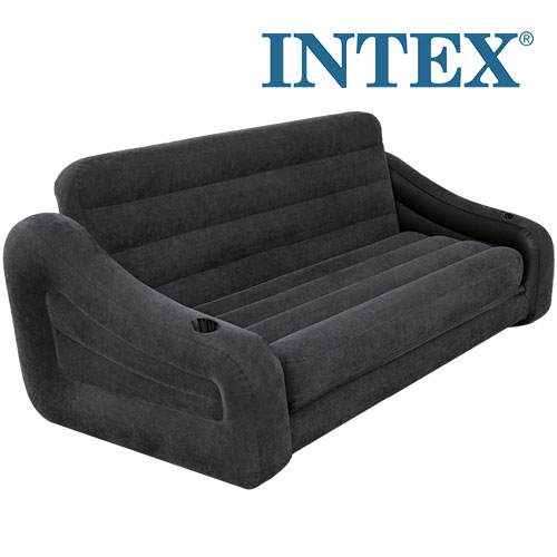Charmant Intex Queen Pullout Sofa Airbed