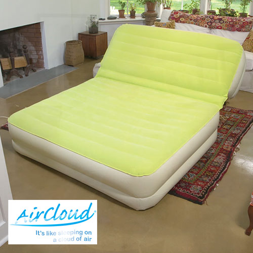 AirCloud SMAB20 Fully Adjustable Airbed