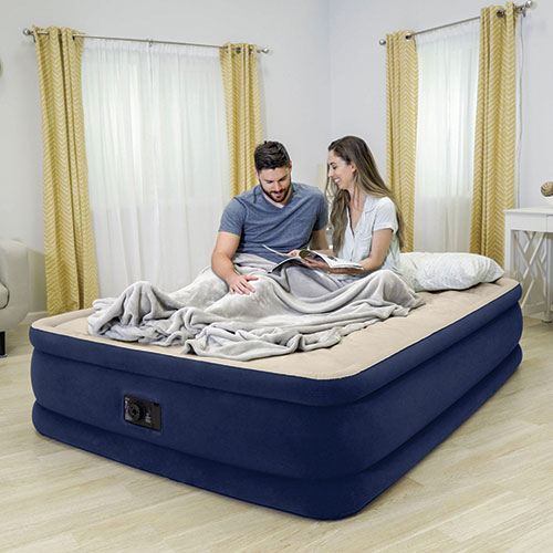 Intex Dura-Beam 18 Inch Queen Airbed