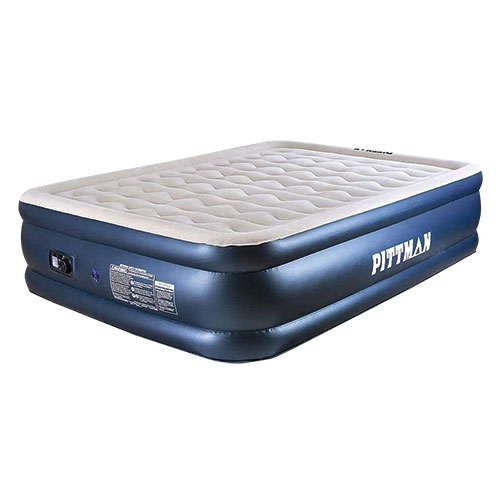 Pittman Outdoors 20 inch Never-Leak Air Bed