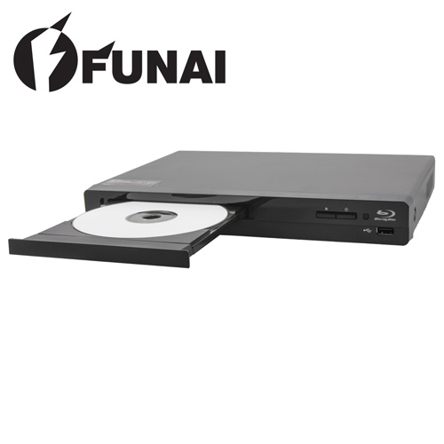 Funai Blu-Ray DVD Player